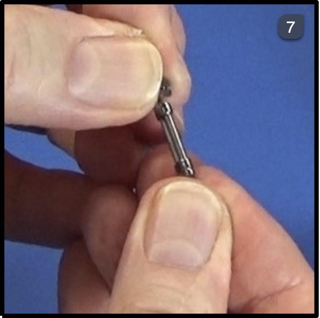 Twin Force Bite Corrector Step 7