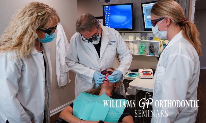 Hands-on orthodontic training right here